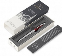 Ручка шариковая Parker Jotter Special Edition Red Classic CT - №0