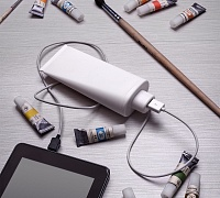 Powerbank Tube 6000 mAh PR-3003 - №1